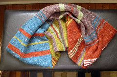 Felted Tweed and Friends stripe party