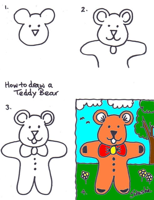 04 Teddy Bear