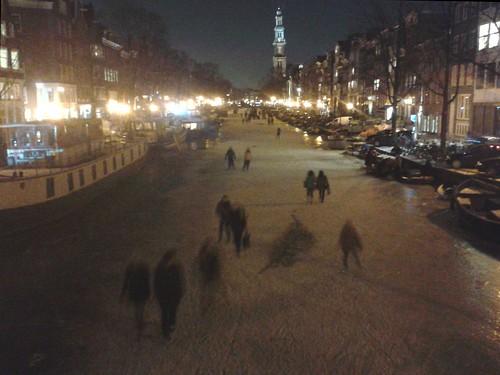 Prinsengracht Skaters