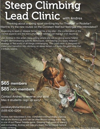 SteepClimbingClinicAndrea
