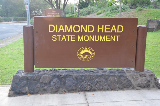 Diamond Head park
