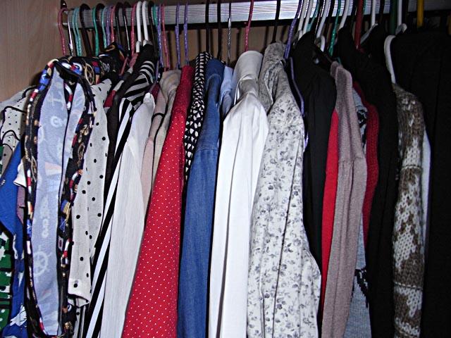 camisas planchadas