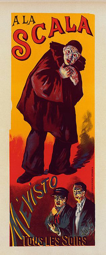 004-Affiche pour les représentations de Mévisto à la Scala. (1896-1900)-NYPL