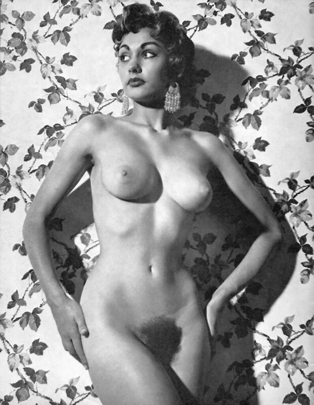 vintage 60s women nude