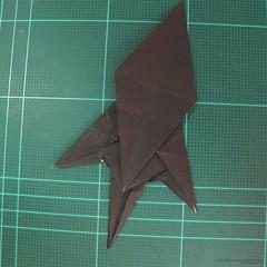วิธีการพับกระดาษเป็นรูปจิงโจ้ (Origami Kangaroo) 015