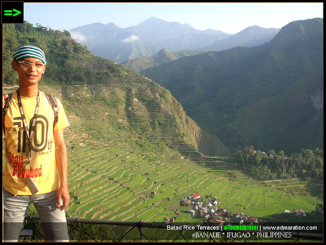 Batad Rice Terraces: Banaue, Ifugao
