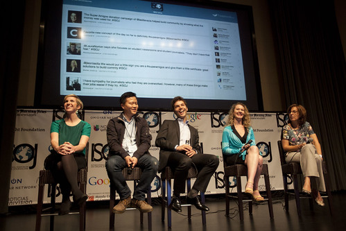 Ramshaw, Chung, Horowitz, Amico, and Leon. 2014 ISOJ, Journalism Star Startups.