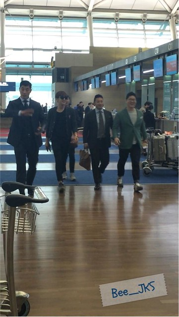 [Pics] JKS departs from Seoul to Beijing_20140425 14019780814_1f3ac91254_z