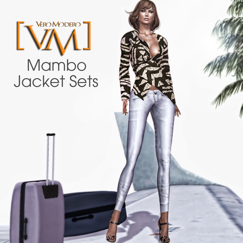 [VM] VERO MODERO  Mambo Jacket Sets 2