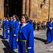Procesión de Jesus Resucitado 2016. Domingo de Resurrección. Junta de Hermandades y Cofradia de la Semana Santa de Oviedo, Asturias. España.