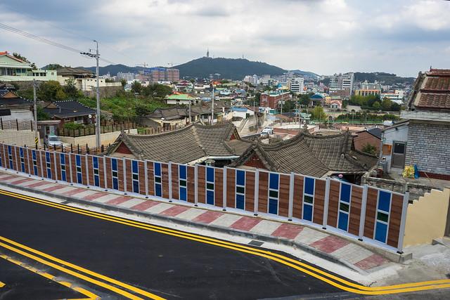 Early modern hanok, Mokpo, South Korea