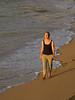 she enjoys long walks on the beach 3