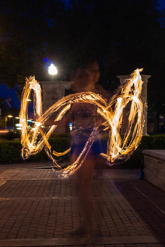 Fire Baton