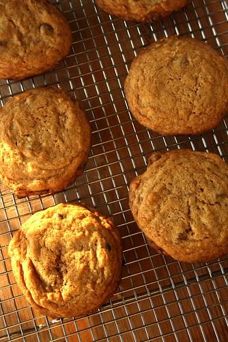 Martha's Entertaining Chocolate Chip Cookies
