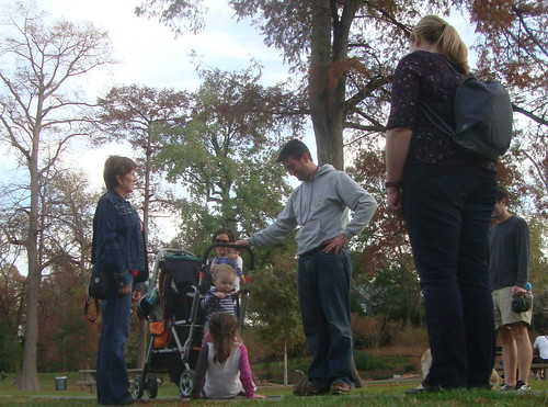 Thanksgiving 2011, Betty Virginia Park, Shreveport by trudeau