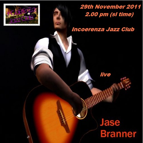 29th November 2011 2.00 pm (sl time)  Incoerenza Jazz Club by Alice Mastroianni