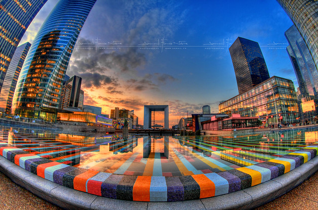 BEST HDR  ~ Paris ~ Défense ~ France