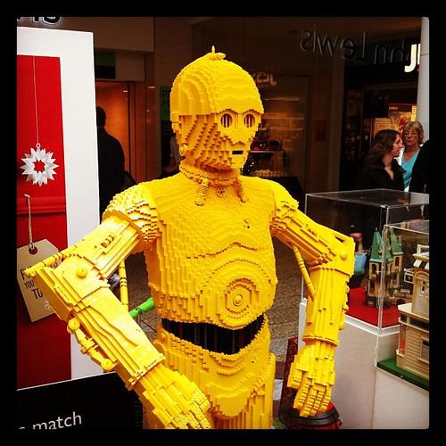 Lego C3-P0