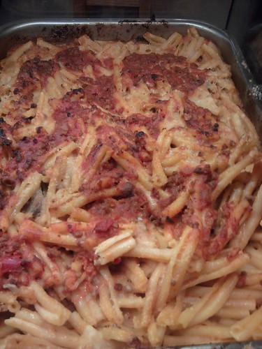 Pasta al forno by La Fiaschetteria delle Cure