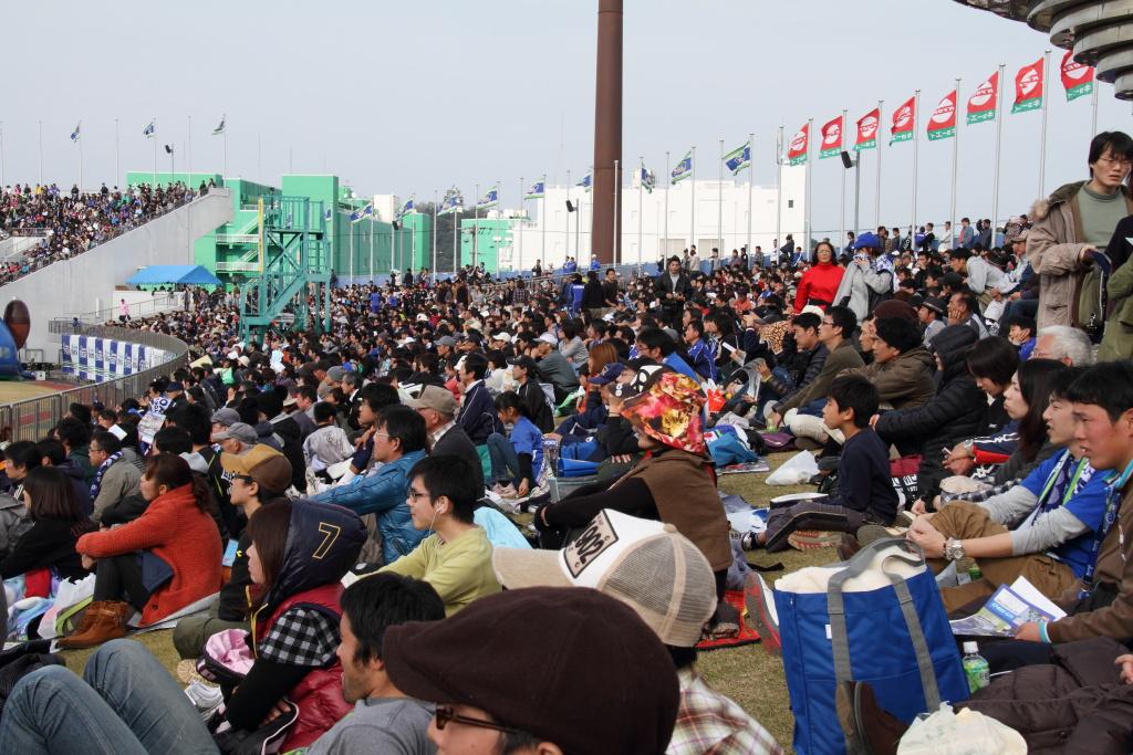 a scene at Tokushima Vortis vs Sagan Tosu (3)