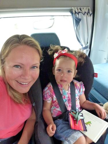 Grampains - met Sascha in de bus