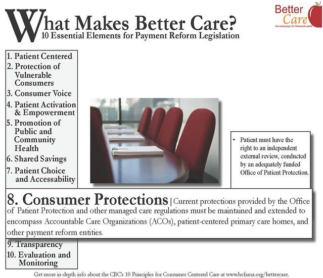 Principle 8: Patient Protection