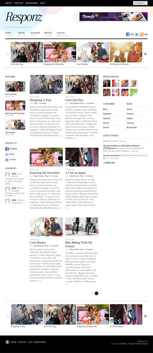 responz-wordpress-theme