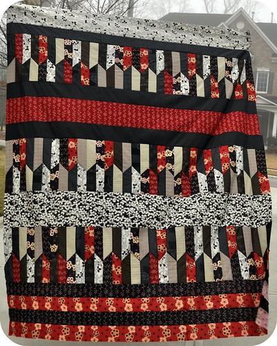 Quiltmaker Olympus Quilt