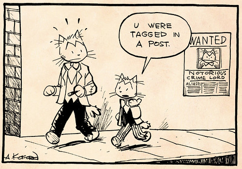Laugh-Out-Loud Cats #1847 by Ape Lad