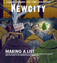 Newcity: Occupado