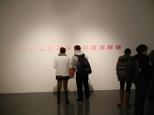 Art Practice Department Honor Student Show, Worth Ryder Gallery, UC Berkeley _ 8533