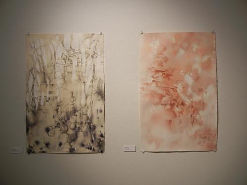 Art Practice Department Honor Student Show, Worth Ryder Gallery, UC Berkeley _ 8554