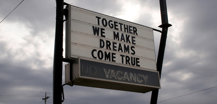 together we make dreams