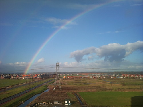 Rainbow left by XPeria2Day