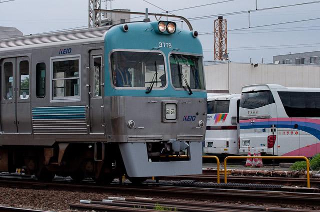 京王電鉄井の頭線3000系 3029F 0505
