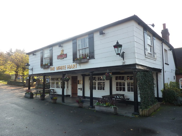 The White Hart, Stockbridge, Hampshire