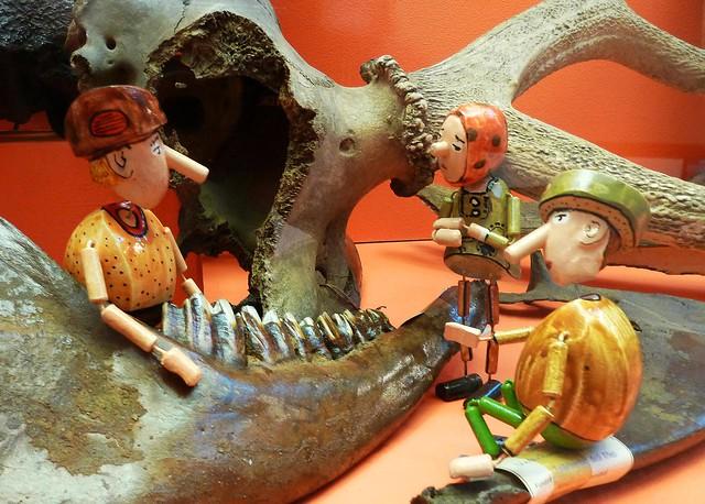 Art Exhibition > EXPLORER < Museum of Natural History DORTMUND