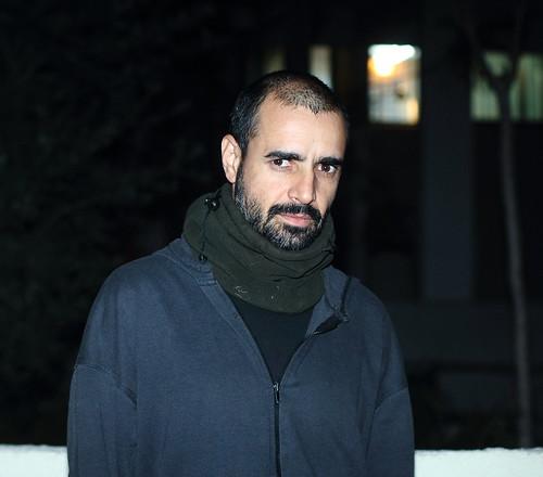 עבר שיחת איומים ונעצר. יגאל רמבם.