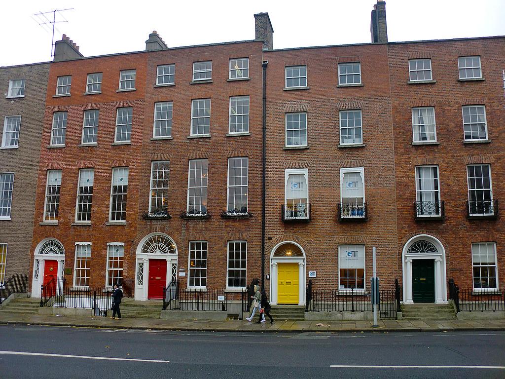 Dublin Doors - Dublin, Ireland.