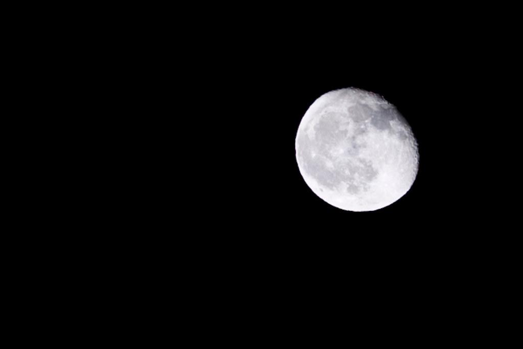 moon shot  Луна CD7I7902