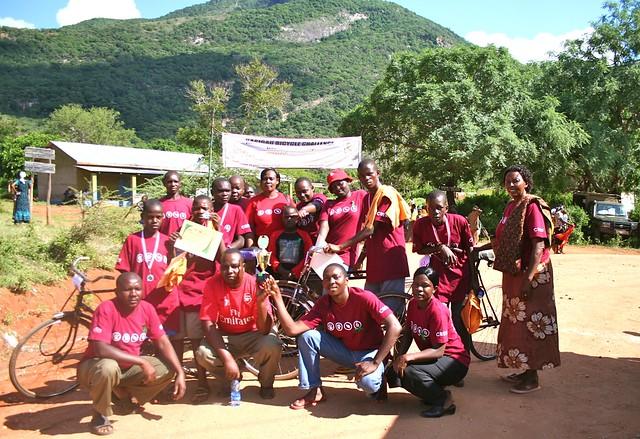 Team Sasenyi winners!