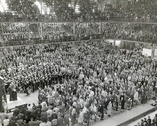 UW War Convocation. 12/12/1941.