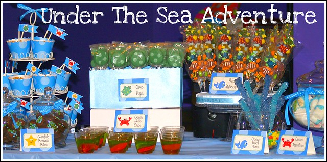 Under The Sea Adventure