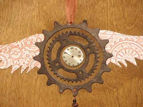 Steampunk Ornament 9