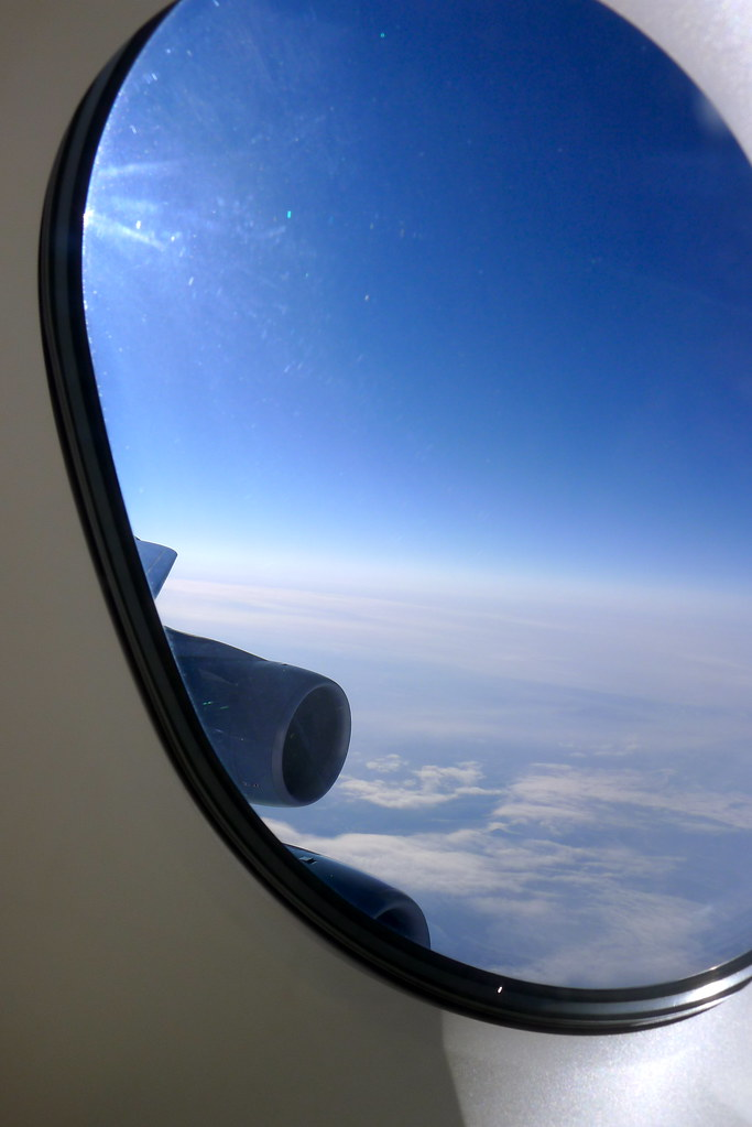 Tremendous Lufthansa Window View From Seat 2K On The Airbus A380 Gmtry Best Dining Table And Chair Ideas Images Gmtryco
