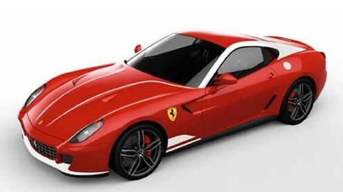 Ferrari announces limited edition 599 GTB 60F1