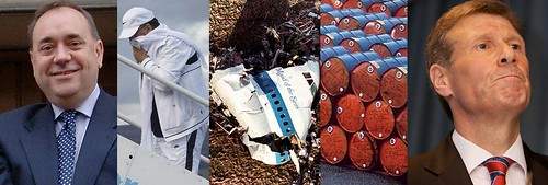 Scottish Govt Lockerbie oil links