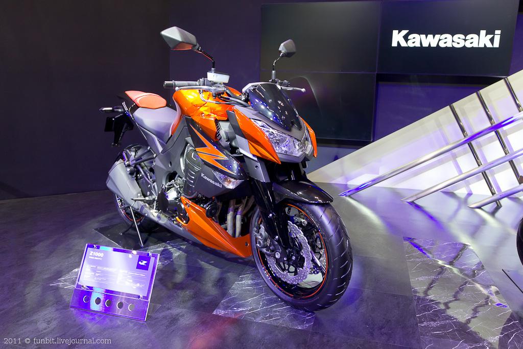 Motor Show - Kawasaki 1