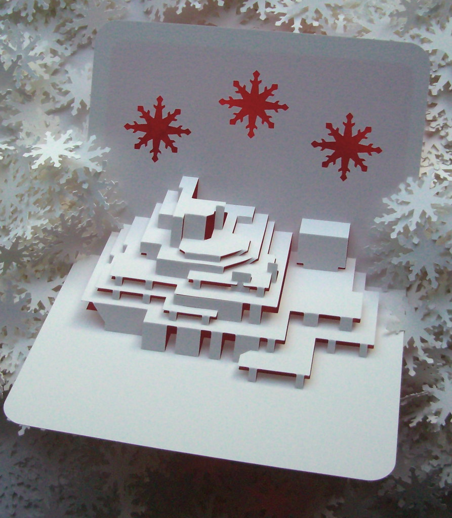 National Theatre Xmas Coolectible card :)