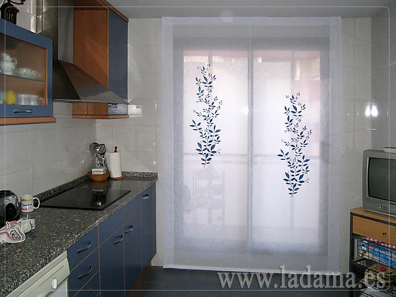 Fotograf as de cortinas de cocina for Mostrar cocinas modernas